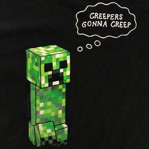 Shirts & Tops - Minecraft Mojang & Jinx creepers gonna creep shirt